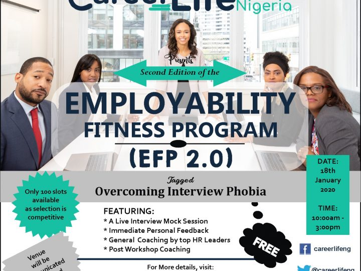 Employability Fitness Program 2.0 (EFP2.0) is here!!!