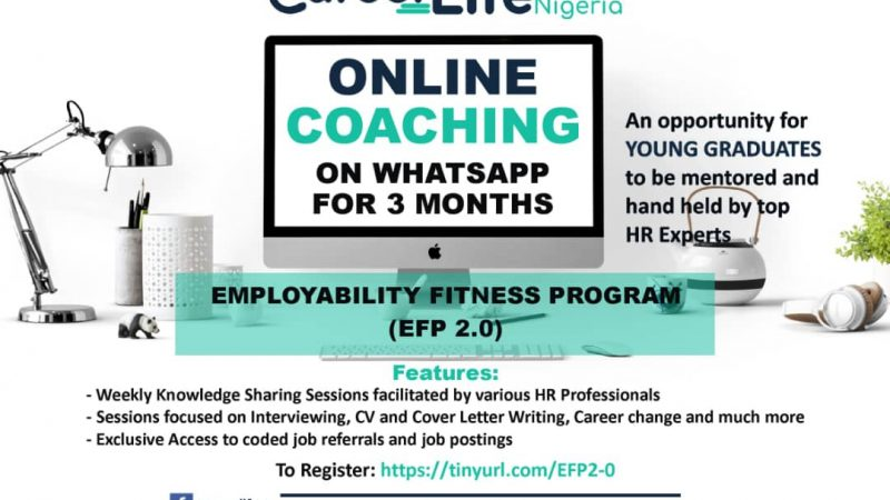 You Can Now Join The EFP 2.0 Post Coaching Group