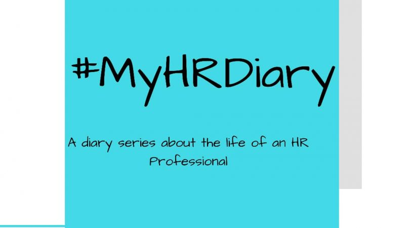 #MyHRDiary: Career Management