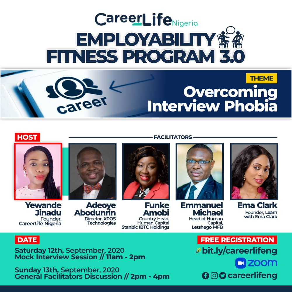 Employability Fitness Program(EFP) 3.0: Applications are open!