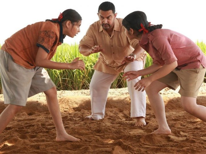 DANGAL: Four Lessons the Female Wrestlers taught me about Life